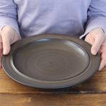 日常の食卓を豊かにしてくれる小石原焼【翁明窯元さん】の大皿